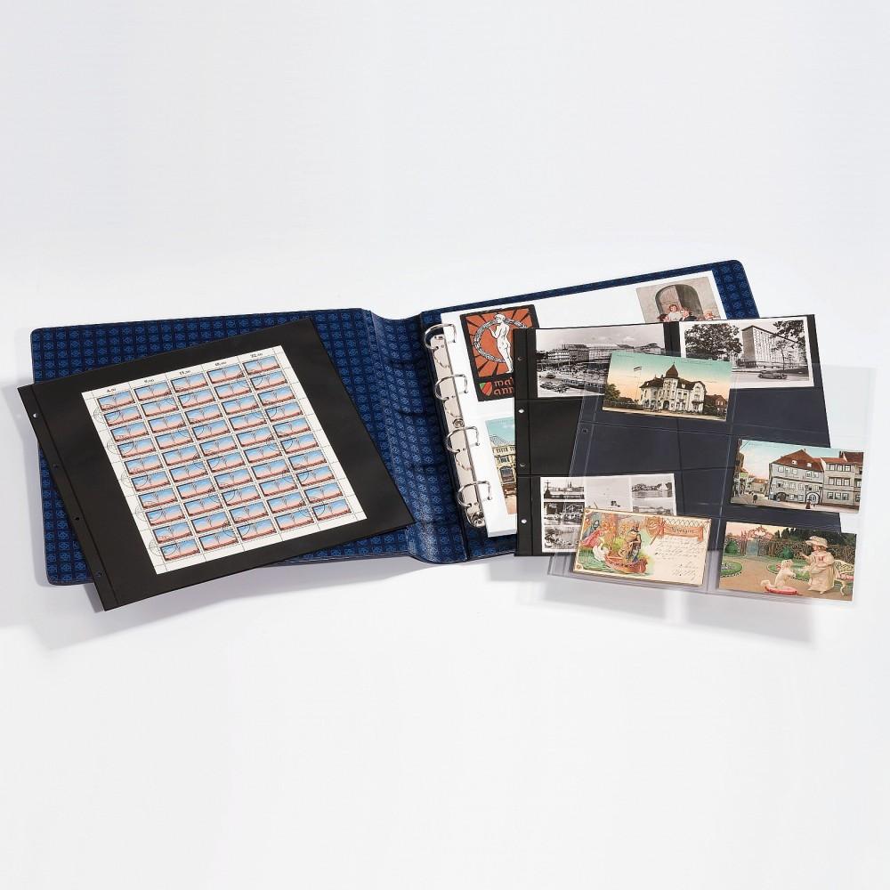 Альбомы и листы для открыток